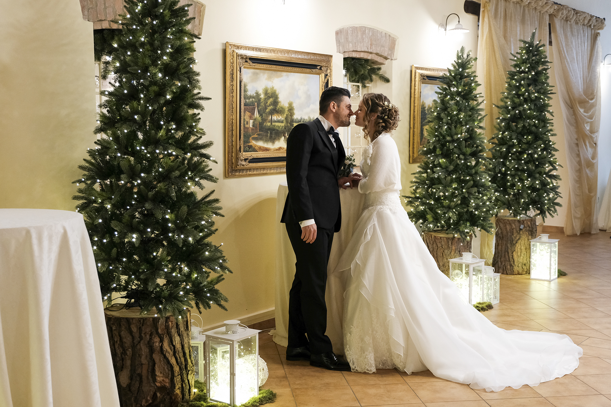 Coronavirus matrimonio invernale